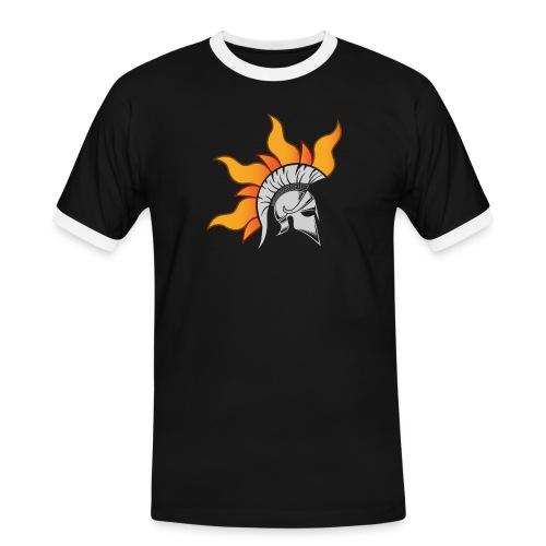 Proud to be v2 - Männer Kontrast-T-Shirt
