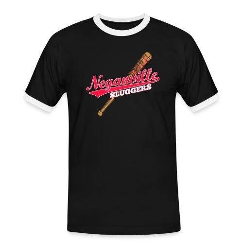 Neganville Sluggers - Men's Ringer Shirt