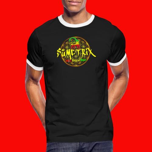 SÜEMTRIX FANSHOP - Männer Kontrast-T-Shirt