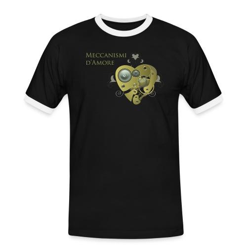 meccanismi_damore - Maglietta Contrast da uomo