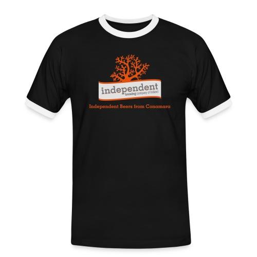 Independent Beers from Conamara - Men's Ringer Shirt