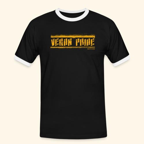 Vegan Pride - Men's Ringer Shirt