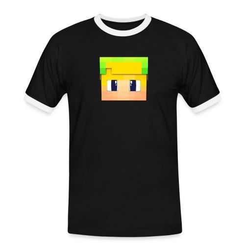 Yoshi Games Shirt - Mannen contrastshirt