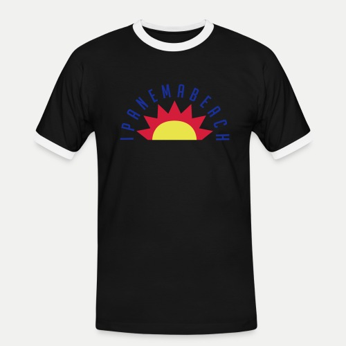 Ipanema Beach - Men's Ringer Shirt