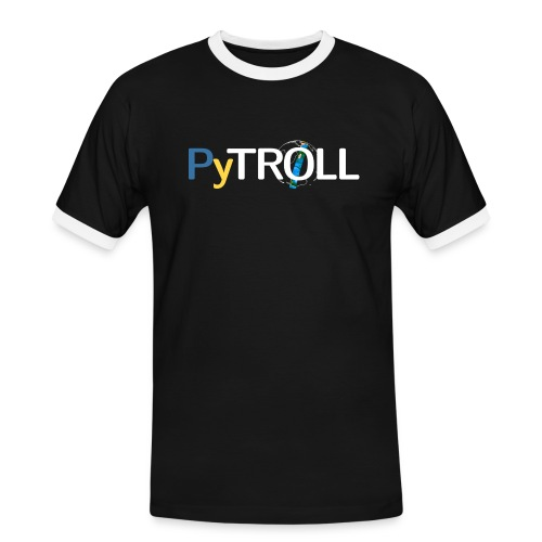 pytröll - Men's Ringer Shirt