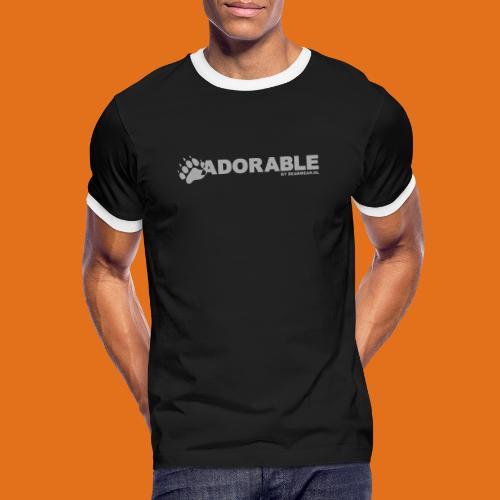 adorable - Men's Ringer Shirt