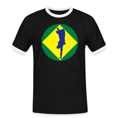 flag - Men's Ringer Shirt