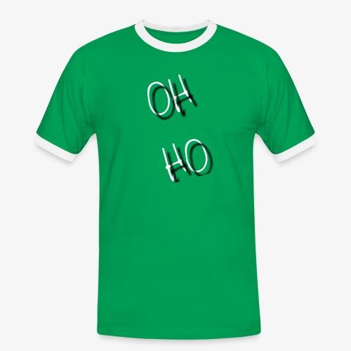 OH HO - Men's Ringer Shirt