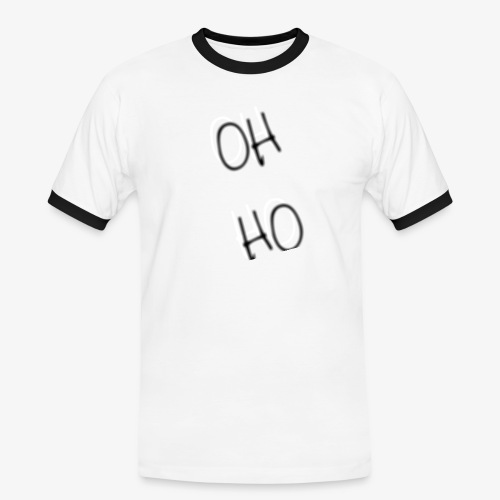 OH HO - Men's Ringer Shirt