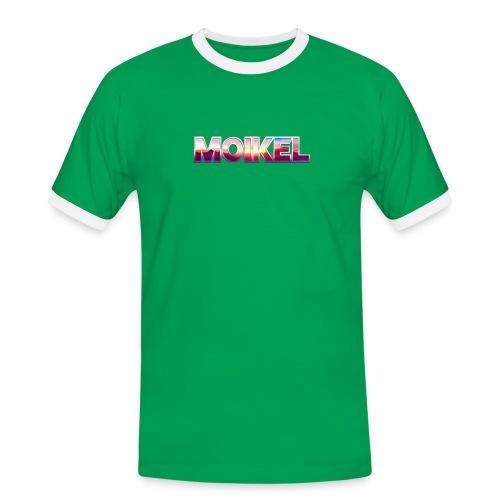 Moikel Rising Sun - Herre kontrast-T-shirt