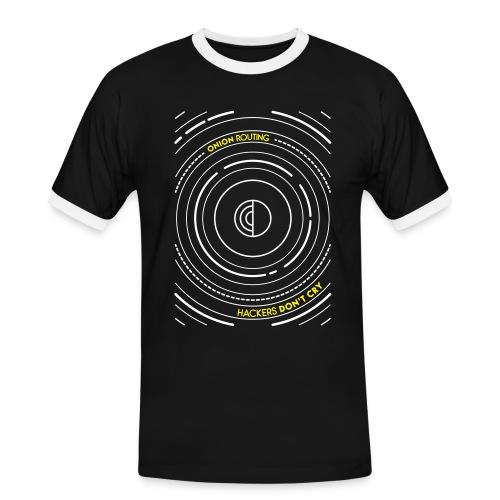 Onion Routing - Men's Ringer Shirt
