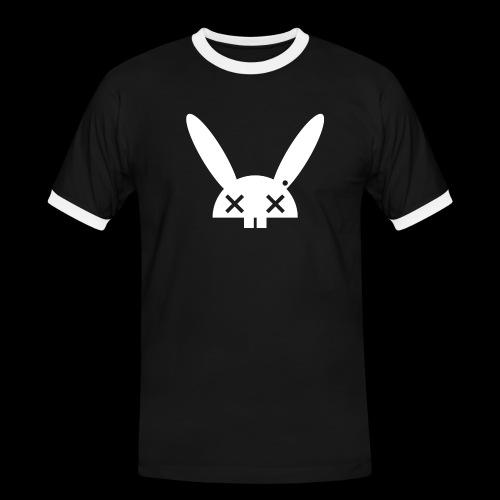 HARE5 LOGO TEE - Men's Ringer Shirt