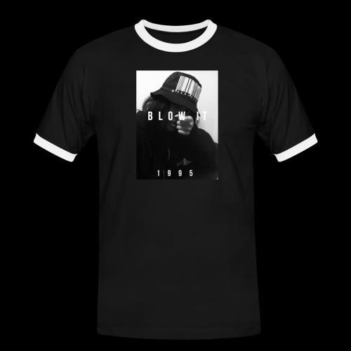 BLOW IT 1995 STREETWEAR - Maglietta Contrast da uomo