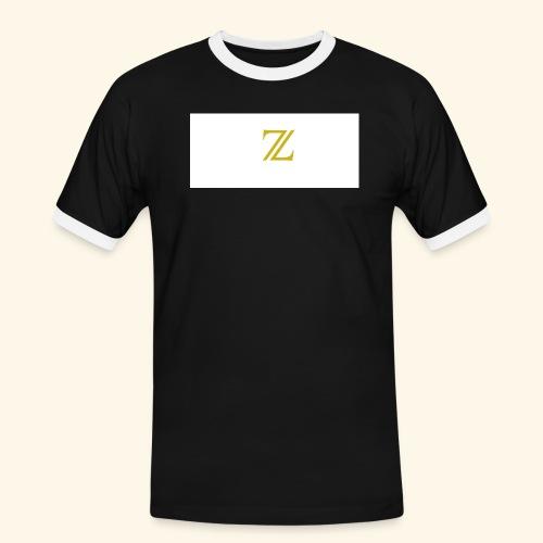 zaffer - Maglietta Contrast da uomo