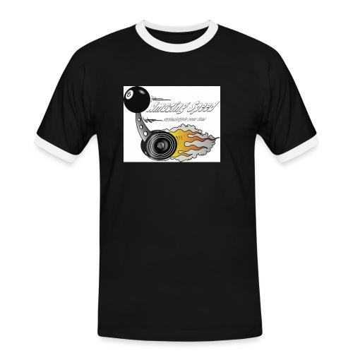 shifter - T-shirt contrasté Homme