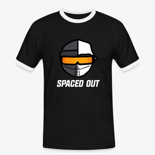 SPACED OUT (Classic) - Men's Ringer Shirt