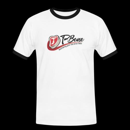 ulfTBone - Mannen contrastshirt