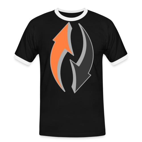 arrows (Saw) - Men's Ringer Shirt