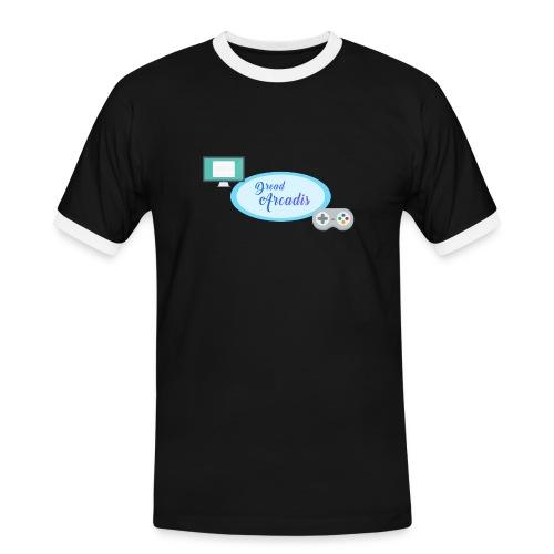 DreadChannel - T-shirt contrasté Homme