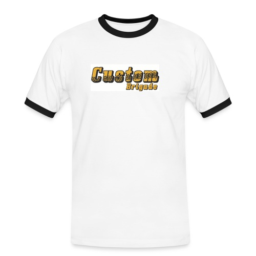 emprintecb - T-shirt contrasté Homme