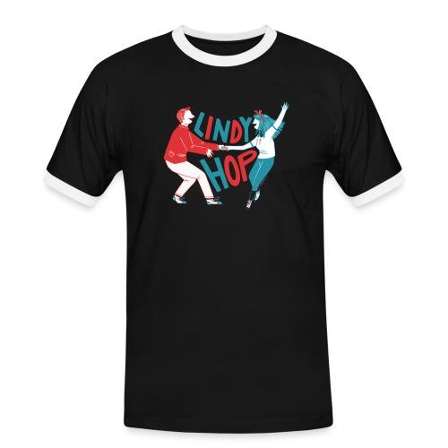 Lindy hop - Men's Ringer Shirt