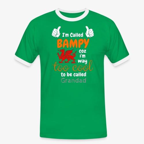 I'm Called BAMPY - Cool Range - Men's Ringer Shirt