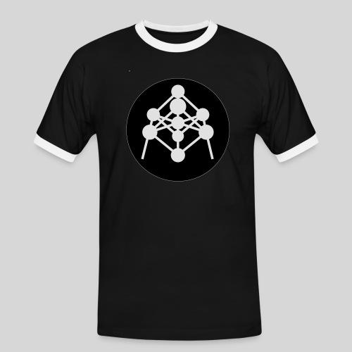 Atomium - T-shirt contrasté Homme