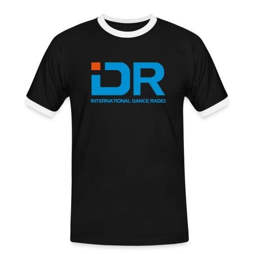 International Dance Radio - Camiseta contraste hombre