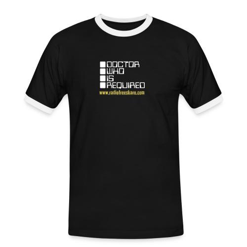 dwisrequiredwhite - Men's Ringer Shirt