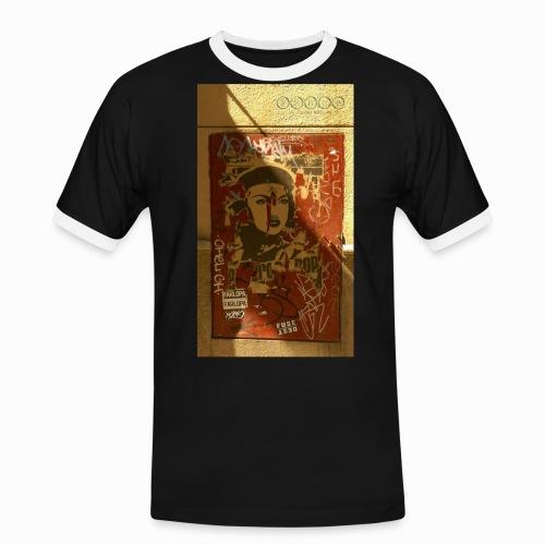 pasionaria madrid - Men's Ringer Shirt