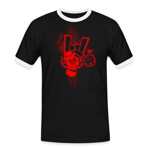 SLG HELLFEST #1 - T-shirt contrasté Homme