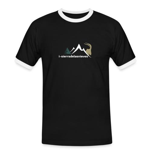 i-sierradelasnieves.com - Camiseta contraste hombre