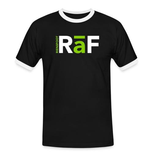 RAF flocage - T-shirt contrasté Homme