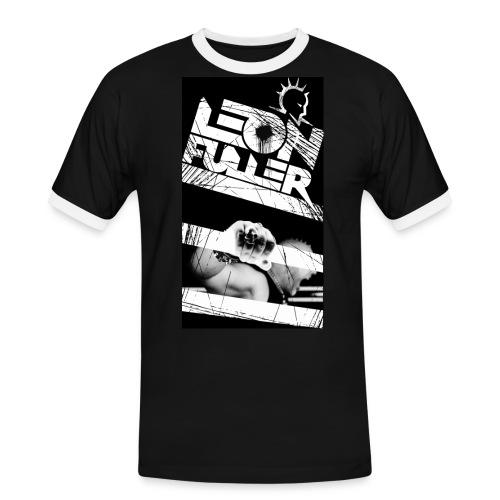 Leon Fuller fanshirt - Men's Ringer Shirt