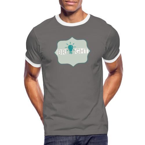 bright - Men's Ringer Shirt