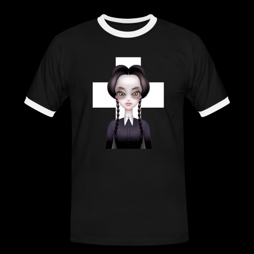 Today, it's Wednesday - T-shirt contrasté Homme
