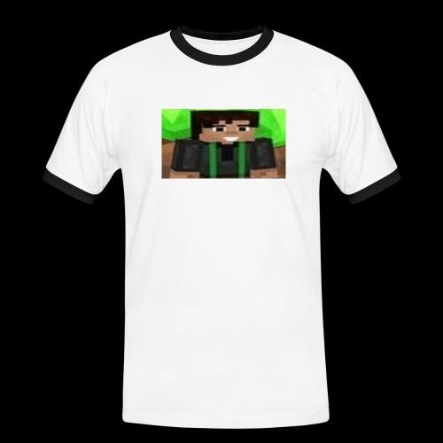 EnZ PlayZ Profile Pic - Men's Ringer Shirt