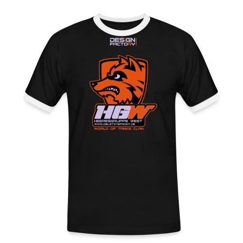Unbenannt-1 - Männer Kontrast-T-Shirt