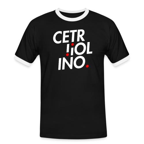 Cetr!ol!no. (Dark T-Shirt) - Maglietta Contrast da uomo
