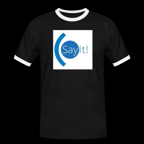 Sayit! - Men's Ringer Shirt