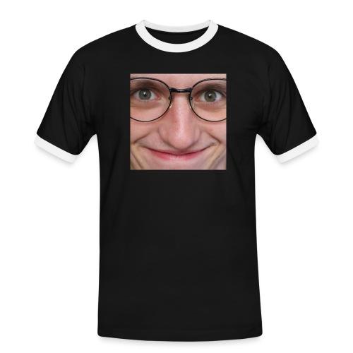 Bigface Moldave standard edition - T-shirt contrasté Homme
