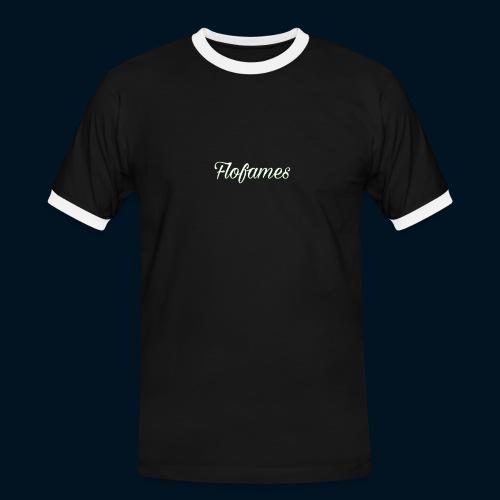 camicia di flofames - Maglietta Contrast da uomo