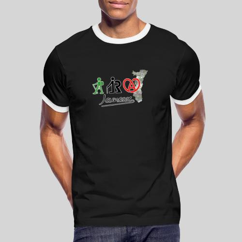 ARA Jeunesse - T-shirt contrasté Homme