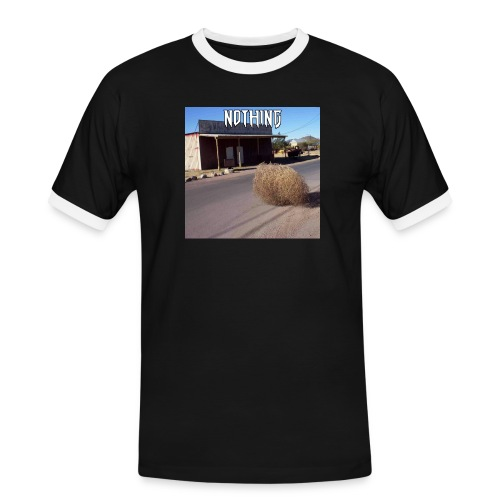 NOTHING - T-shirt contrasté Homme