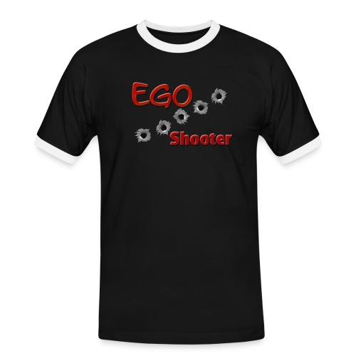 EGO Shooter png - Men's Ringer Shirt