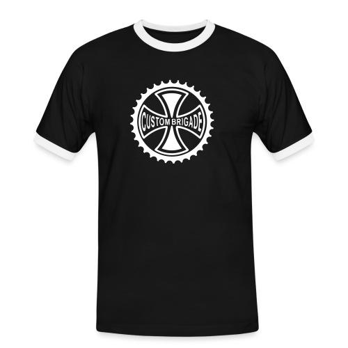 croix4 - T-shirt contrasté Homme