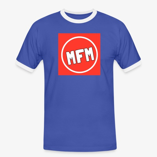 MrFootballManager Clothing - Men's Ringer Shirt