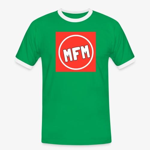 MrFootballManager Clothing - Men's Ringer Shirt