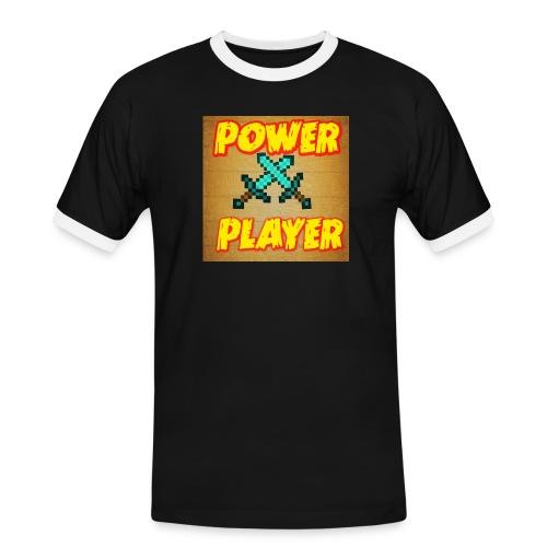 NUOVA LINEA POWER PLAYER - Maglietta Contrast da uomo