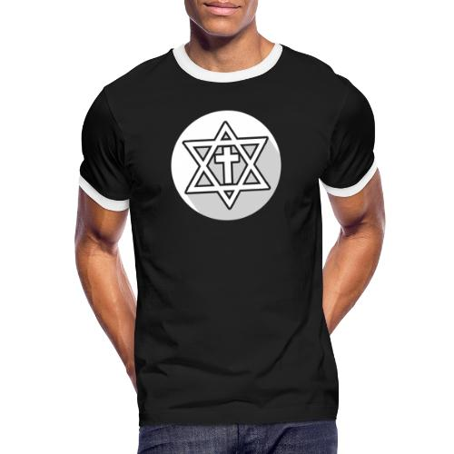 The Cross - Camiseta contraste hombre